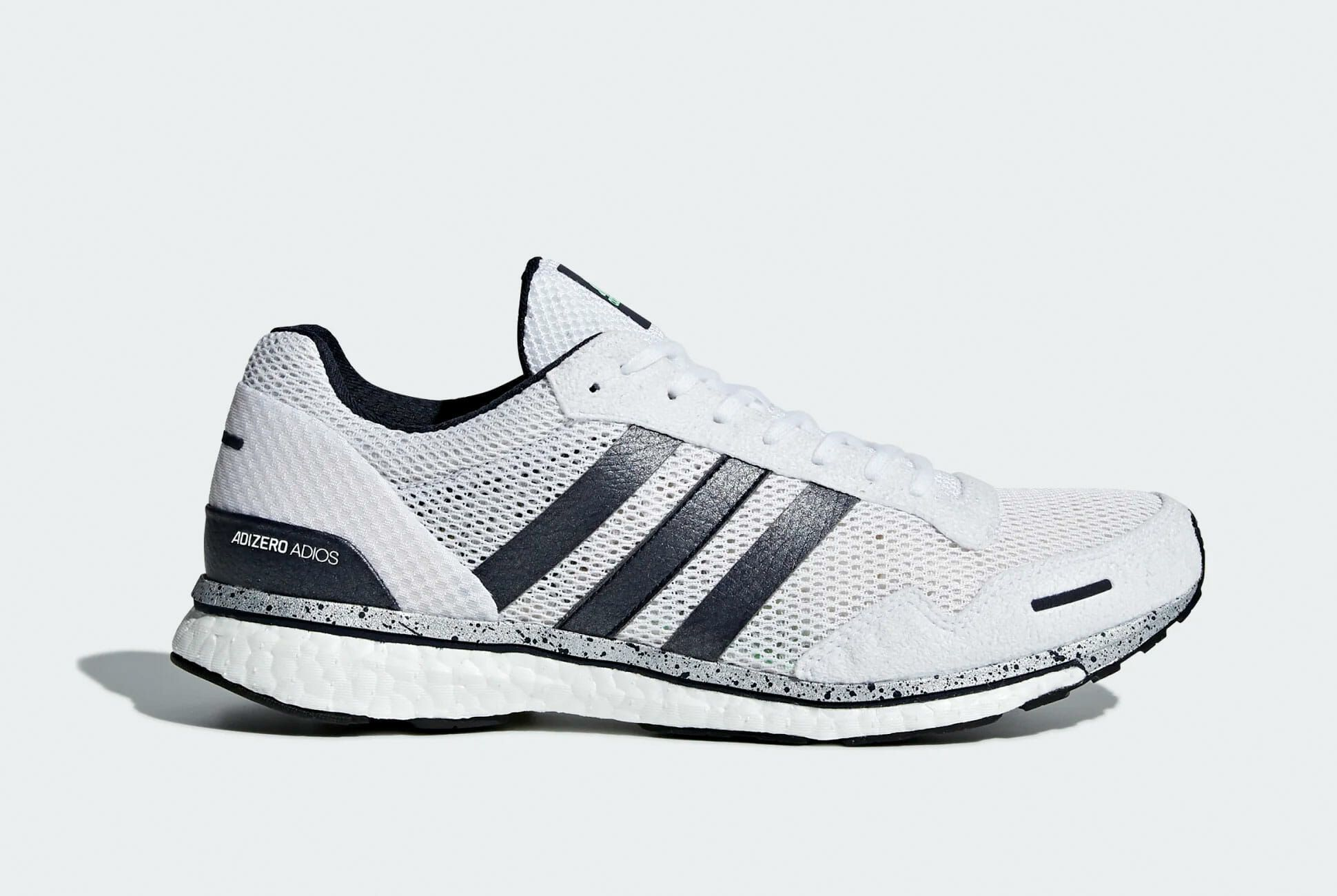 Adidas adizero Adios 3 Running Shoes Review YouTube