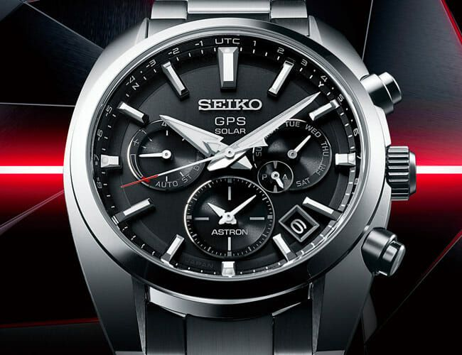 Seiko's New Astron Watches Celebrate Quartz Timekeeping