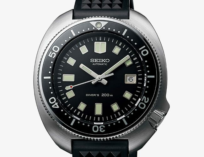 This Is the Dive Watch Vintage Seiko Fans Have Been Waiting For
