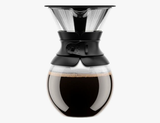 You Can Get Into Pour-Over Coffee for All of $10 Right Now