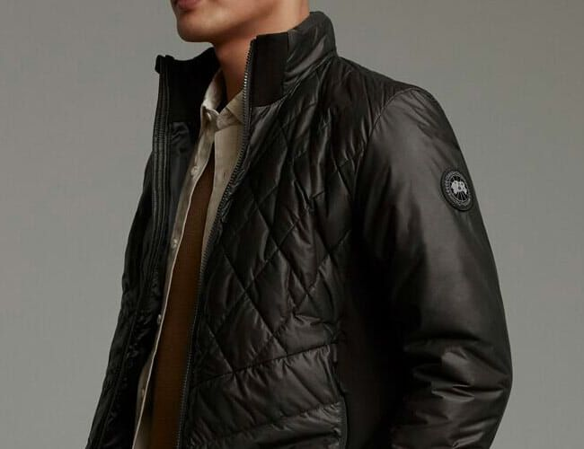 Canada Goose and Gore-Tex Finally Join Forces to Take on the Spring