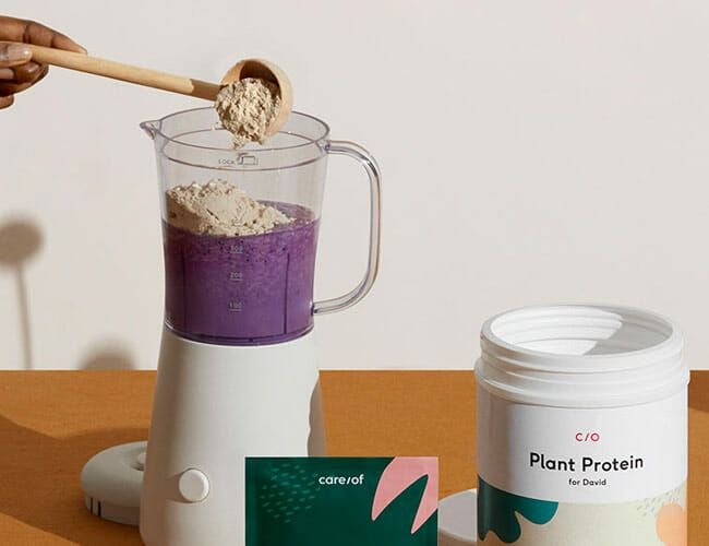 This New Customizable Protein Powder Actually Tastes Good
