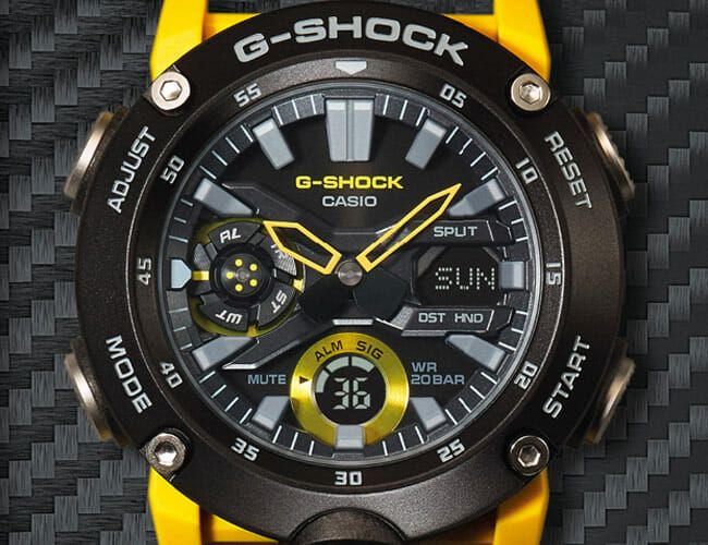These Bright New G-Shock Watches Will Get You in the Mood for Spring