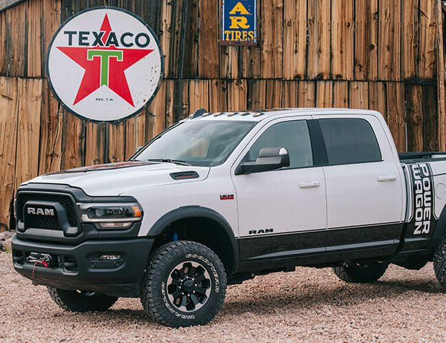The 2019 Ram Power Wagon Is the Most Capable Pickup You Can Buy