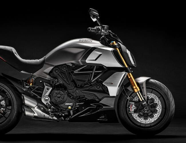 Ducati Just Won One of the Most Prestigious Design Awards