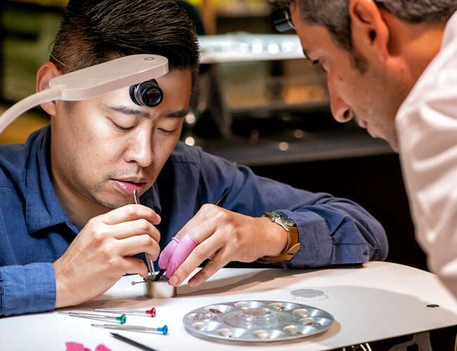 5 Questions with the President of the Horological Society of New York