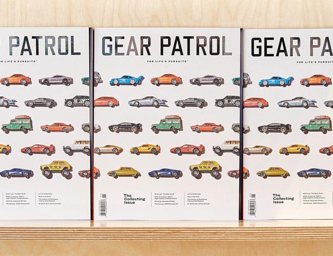 With Issue Nine, Gear Patrol Magazine Goes Quarterly