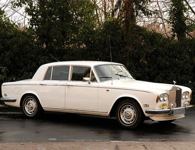 Now Is the Time to Buy a Vintage Rolls-Royce Silver Shadow