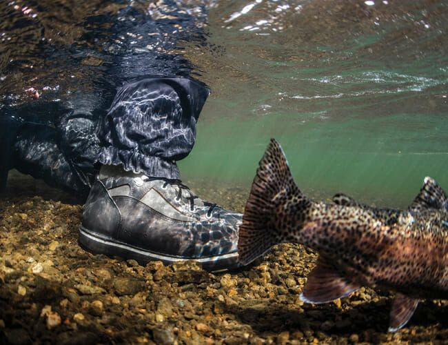 Patagonia's First Ever Collaboration Product Is for Fishermen