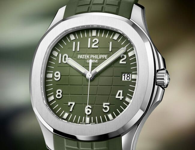 This Is a Surprisingly Funky Watch for Conservative Patek Philippe