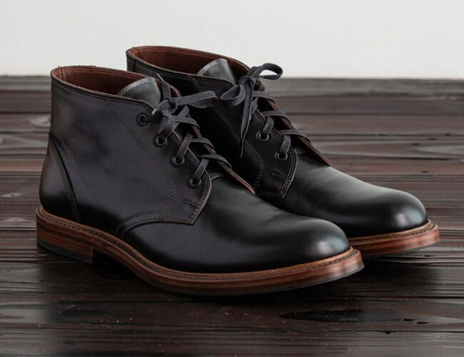 It's Hard to Beat the Quality of This Japanese Chukka Boot