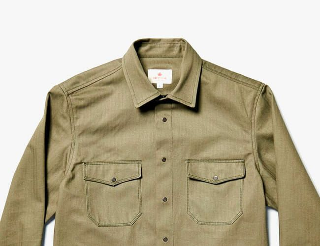 This Is the Ideal Overshirt for Spring