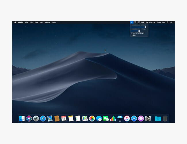 This Simple App Makes Dark Mode on Your Mac Even Better
