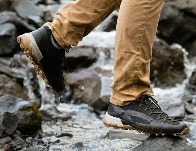 You've Never Seen Discounted Hiking Shoes Like These
