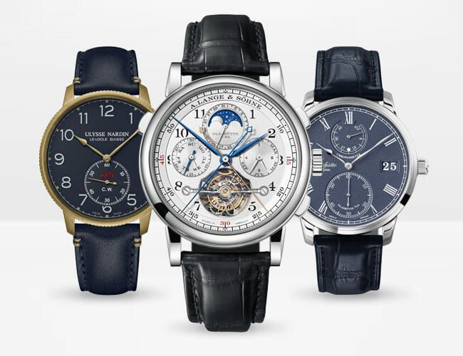 10 Handsome Marine Chronometer Watches Available Now