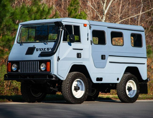 This Is the Ultimate Starting Point For an Adventure Van Project