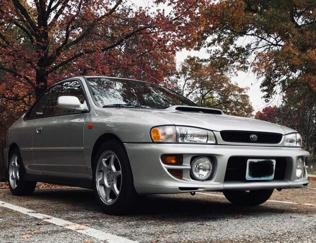 The 2.5RS Is the Unsung Hero of the Subaru Impreza Family