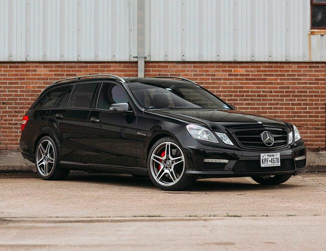 The E63 AMG Will Be One of the Most Coveted Wagons Ever