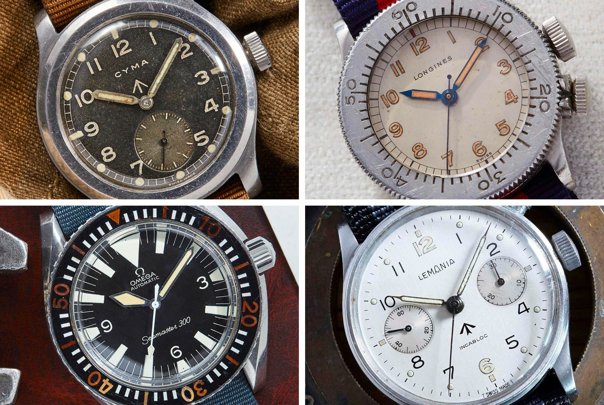 21 Of The Best Military Watches And Their Histories Gear