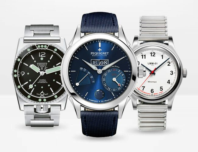 Seven French Watch Brands That Should Be on Your Radar