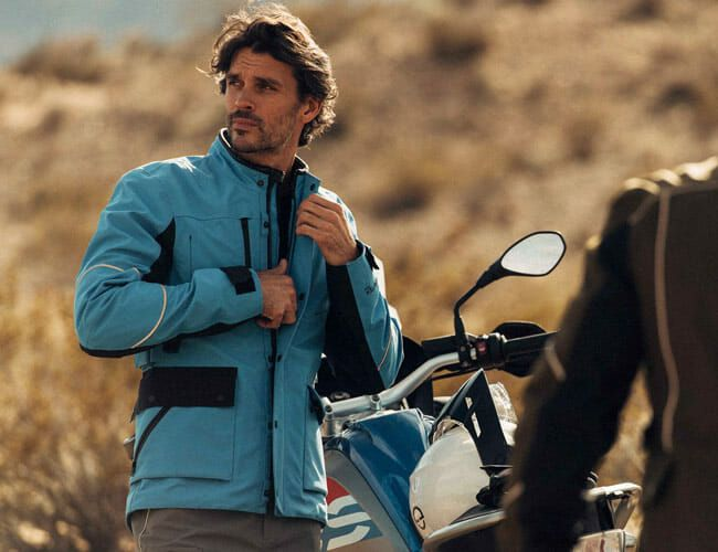 This Is Your New Versatile Adventure Motorcycle Jacket