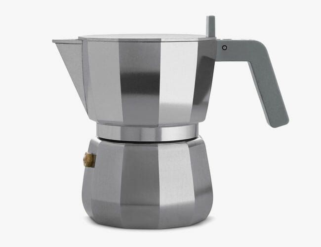 The World's Most Famous Espresso Maker Gets a Few Simple Design Tweaks