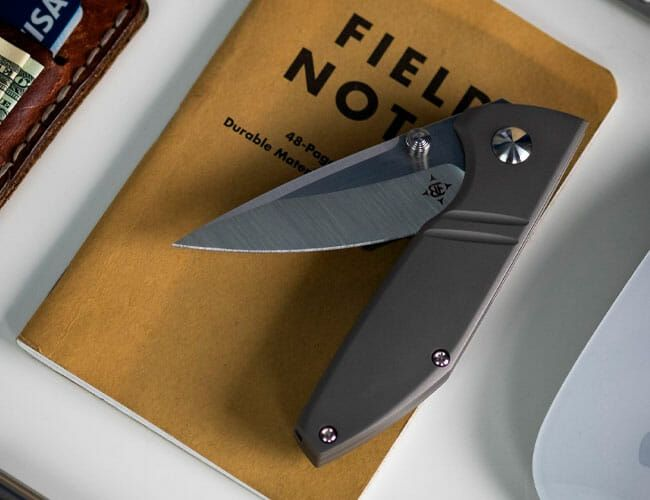 Want a Custom Pocket Knife? Get This One Instead