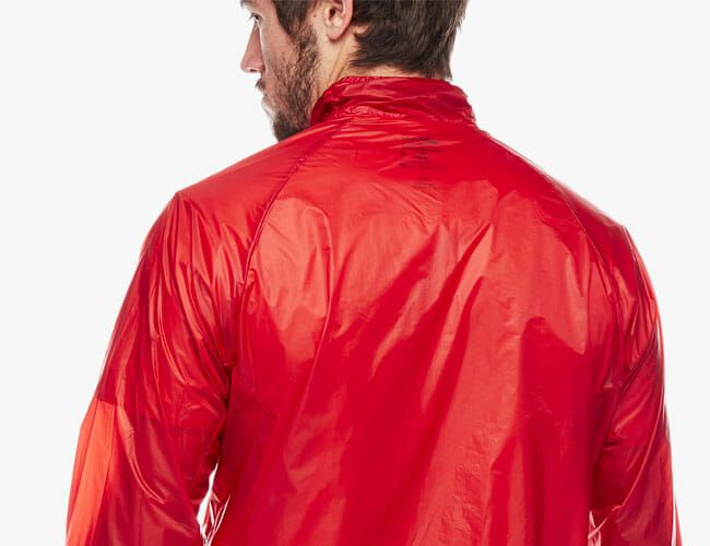 This New Wind Jacket Is So Lightweight It Barely Exists