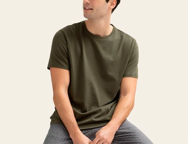 This New T-Shirt Is Incredibly Soft and Comfortable