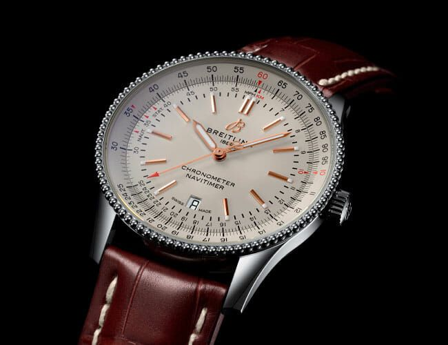 Breitling's Iconic Navitimer Is Now More Approachable than Ever
