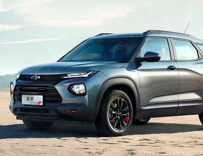 The New Chevy Trailblazer Looks Great, But We Can't Have It Yet