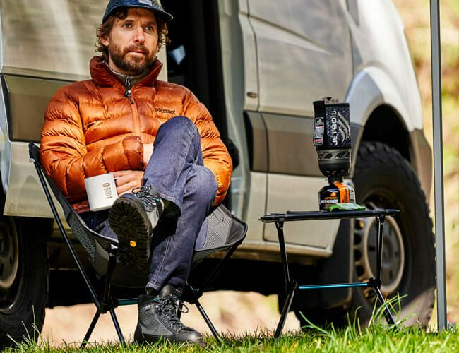 Danner and Helinox Team Up on Hiking Boots and Chairs