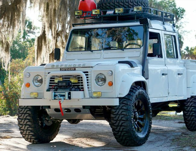 This Might Be the Ultimate Custom Defender