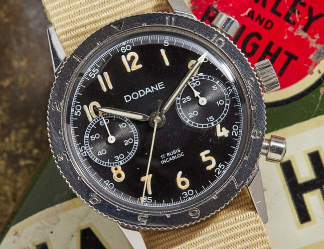 The Type 20 Military Pilot's Chronograph Watch
