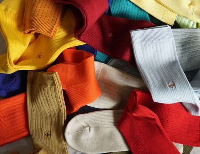The Impressively Strong Case for Old-School Socks