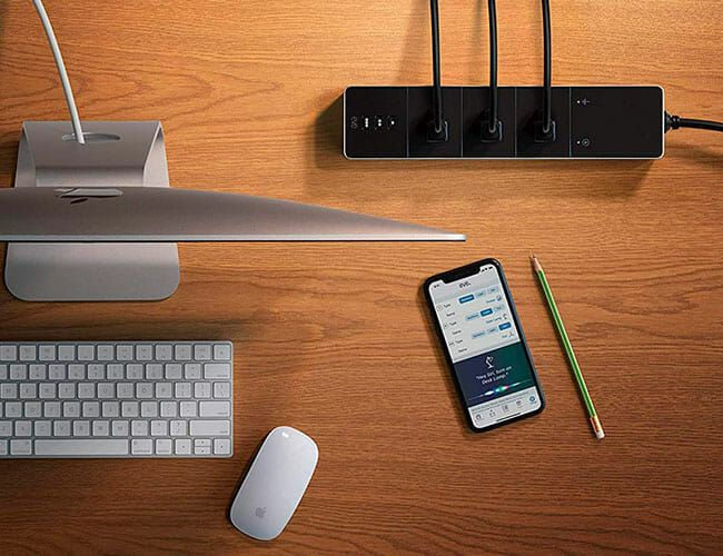 This Smart Surge Protector Won One of the World's Most Prestigious Design Awards