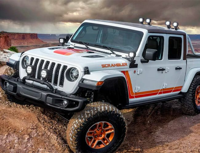 The 2019 Easter Jeep Safari Concepts Will Make You Want a Gladiator More