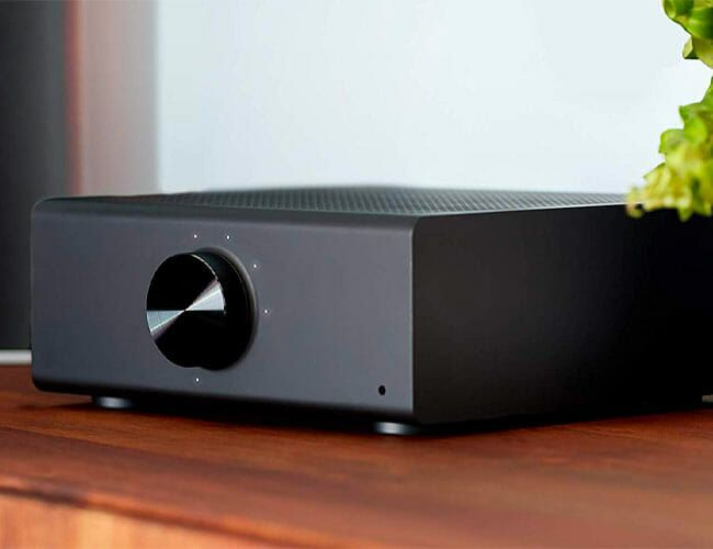 Amazon's $300 Amplifier Adds Alexa to Your Home Theater
