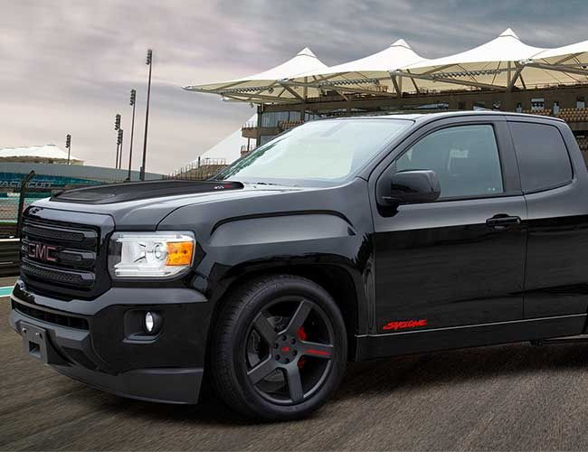 New GMC Syclone Brings America's Greatest Sport Truck Back to Life