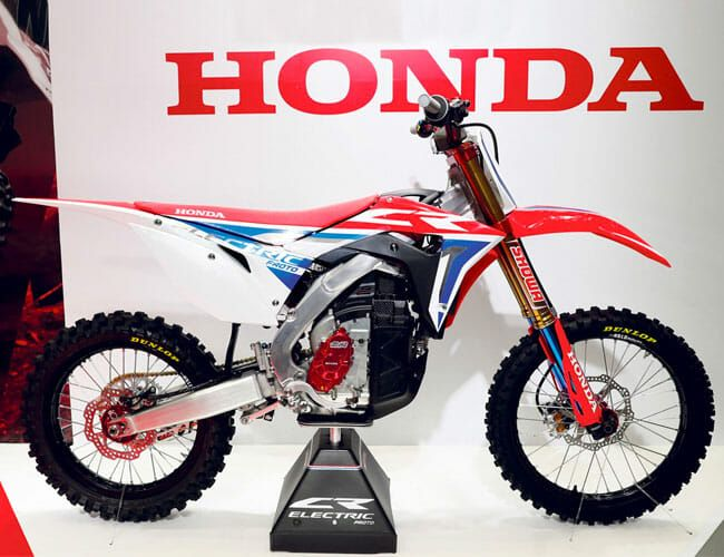 Is an All-Electric Off-Roader On Its Way From Honda?