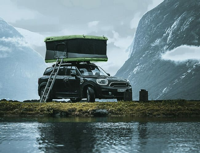 You Can Now Customize Your James Baroud Rooftop Tent