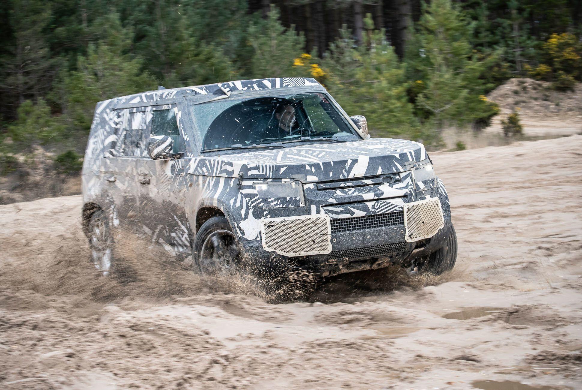 Land Rover Defender Land Rover Day Gear Patrol Slide 04