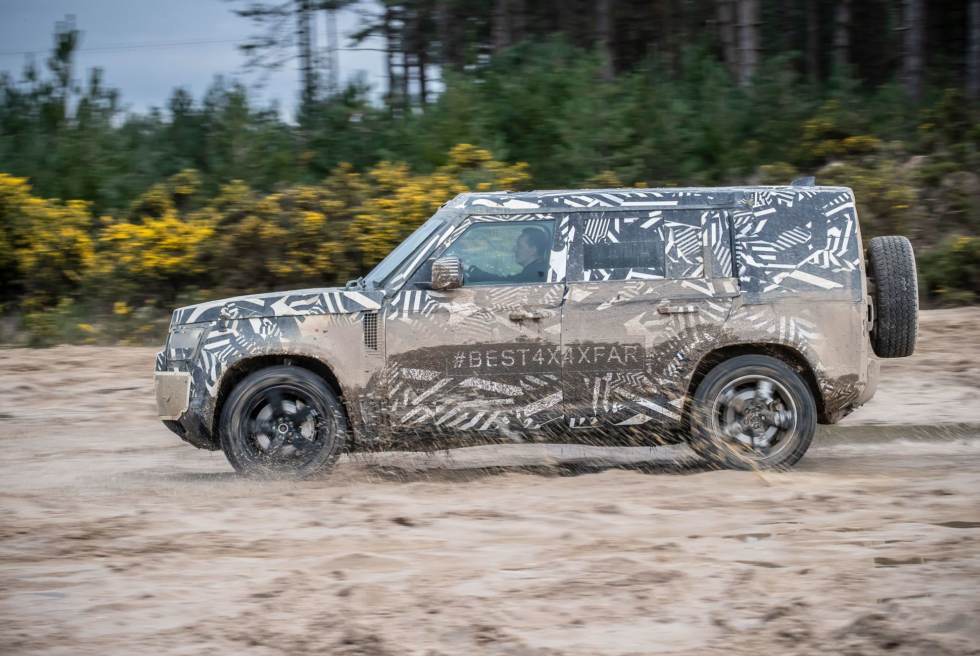Land Rover Defender Land Rover Day Gear Patrol Slide 05