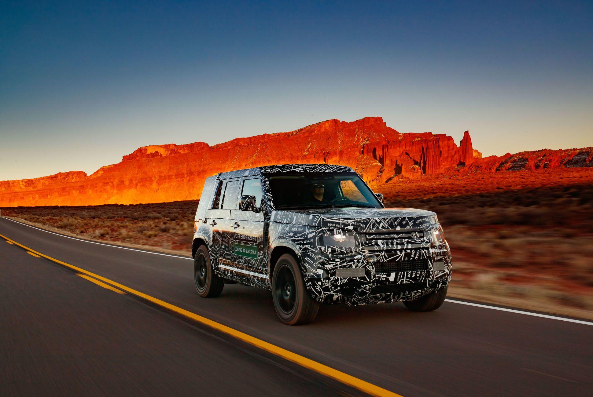 Land Rover Defender Land Rover Day Gear Patrol Slide 09