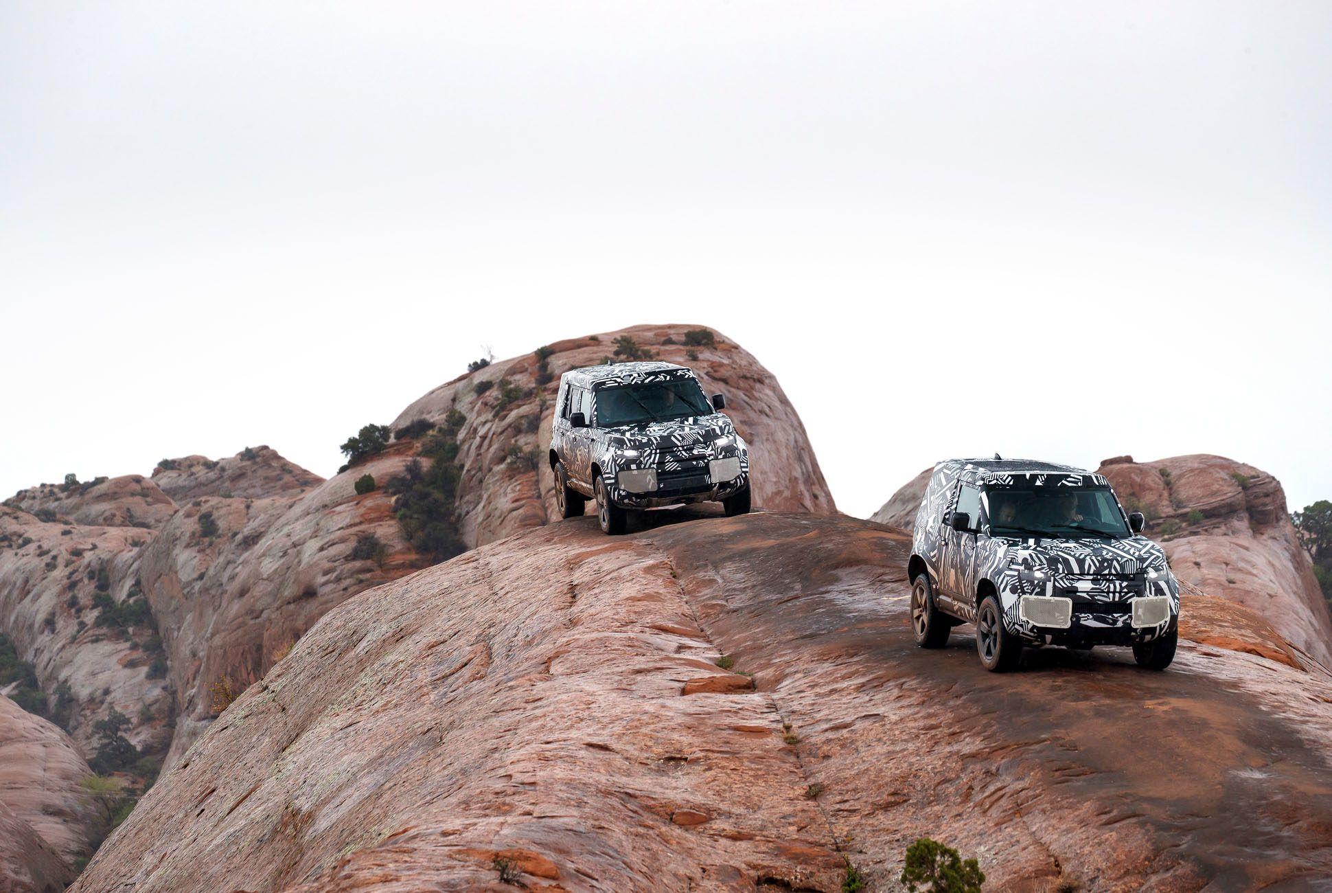Land Rover Defender Land Rover Day Gear Patrol Slide 11