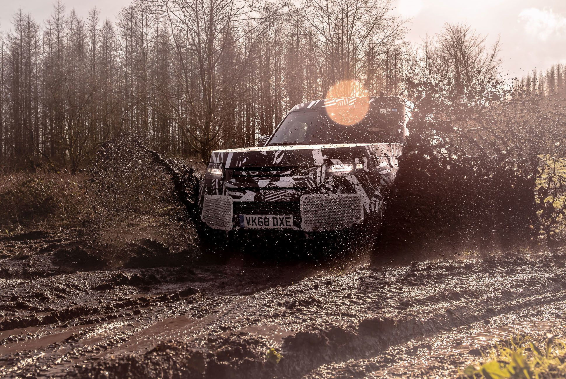 Land Rover Defender Land Rover Day Gear Patrol Slide 12