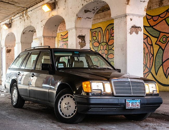 This $2,350 Mercedes-Benz Wagon Is the Ultimate Classic Daily Driver