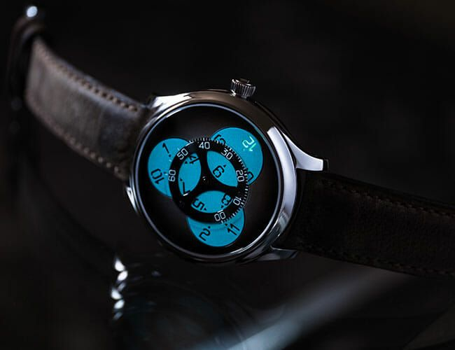 This is One of the Most Unique Watches We've Worn Recently