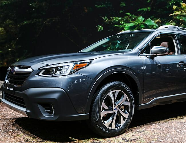 The 2020 Subaru Outback Is the Most Significant Car of the New York Auto Show