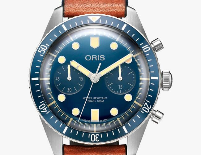The Blue Incarnation of One of Our Favorite Dive Watches is Perfect for Summer. But Buying It is Tricky